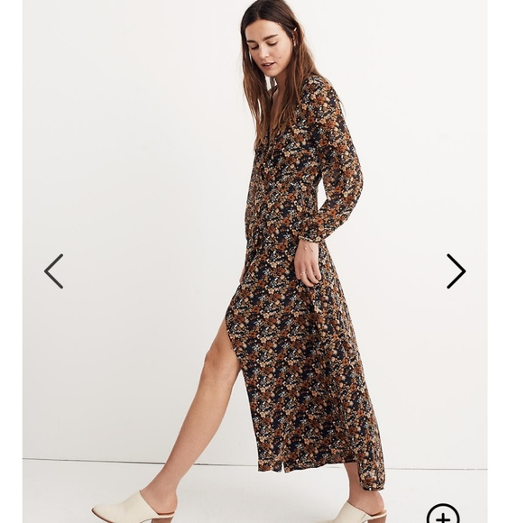 Madewell Dresses & Skirts - Madewell Nighflower Maxi In Prairie Blossoms